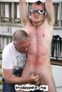 Whipping Kieron Knight from Boynapped