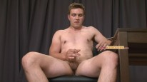 Amateur Hunk Frankie from First Auditions