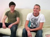 Leon And Preston from Broke Straight Boys