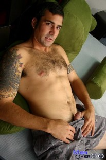Hunky Rob from Men Over 30