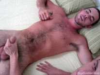 Stroking Parker from Boy Gusher