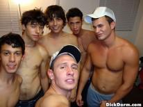 Dormroom Fun from Dick Dorm