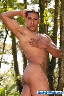 Alberto And Andre from Wank Off World