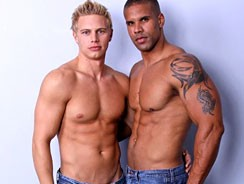 Brady And Robert Fuck from Cocksure Men