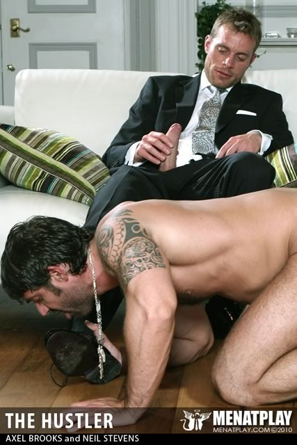 Hustler Porn Men At Play - ... The Hustler from Men At Play ...