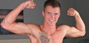 Robbie Jerks Off from Sean Cody