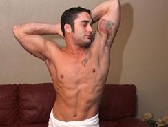 Massaging Samuel from Jake Cruise