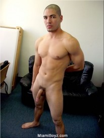 Latin Hunk Fernando from Miami Boyz