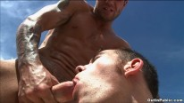 Rooftop Fucking from Out In Public