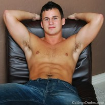 Martin Hess from College Dudes