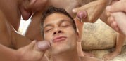 Budapest Uncut Orgy from Bel Ami Online