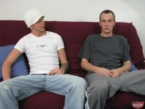 Mike And Steven from Broke Straight Boys