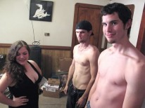 Jackass Sausage Party from Straight Boys Fucking