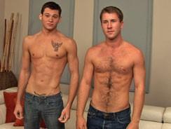 Oscar And Hayden from Sean Cody