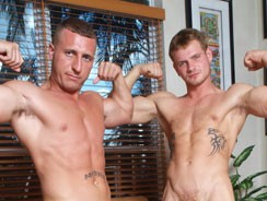 Roman And Trent Fuck from Bait Buddies
