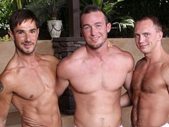 Porn Star 3way from Cocksure Men