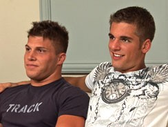 Brodie And Jess from Sean Cody