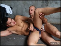 Al And Hunter Fuck from Hot Jocks Nice Cocks
