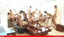 Bareback Orgy Prt2 from Bel Ami Online