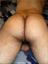 Hairy Hunk Erik from Miami Boyz