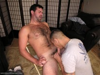 Hairy Daddy Dean from New York Straight Men