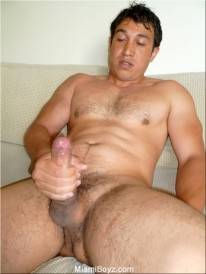 Latin Hunk Alberto from Miami Boyz