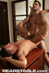 Tommy Plows Tony from Raging Stallion