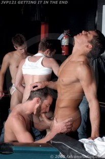 Getting It In The End from Falcon Studios