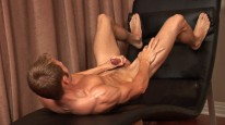 Aaron Jerks Off from Sean Cody