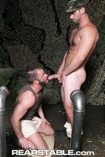 Girth And Jake Fuck from Raging Stallion