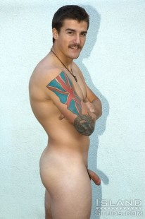 Str8 Hunk Kyle from Island Studs