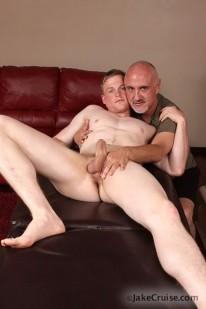 Massaging Brandon Bangs from Jake Cruise