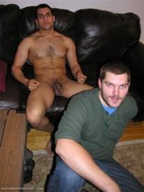 Omars Play Date from New York Straight Men