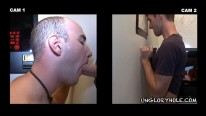 Mystery Blowjob from Unglory Hole