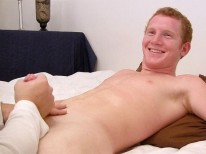 Hot Redhead Britton from Straight Fraternity