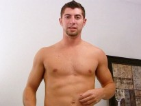 Str8 Hunk Charles from Straight Fraternity