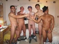 Frat Boy Dorm Fun from Dick Dorm