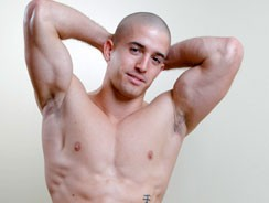 Muscle Hunk Jacob from Bad Puppy