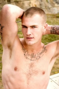 Christian Wild from Naked Sword