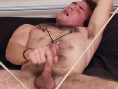 Using Hairy Guy from Straight Hell