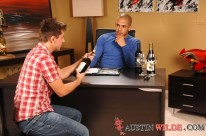 Austin Fucks Wolfie from Austin Wilde