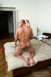 Straight Boy Ivan from Straight Guys For Gay Eyes