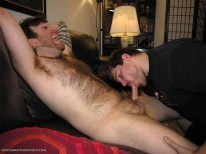Blowing Billy from New York Straight Men