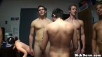 College Dorm Fun from Dick Dorm