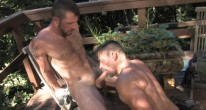 Bruno And Morgan Fuck from Naked Sword