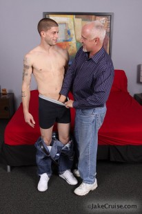 Brec Boyd Serviced from Jake Cruise