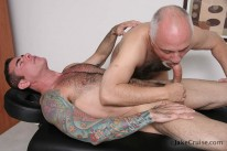 Nick Moretti Massaged from Jake Cruise