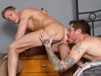 Parker Fucks Gavin from My Brothers Hot Friend