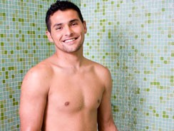 Latino Stud Juan from Buenos Boys