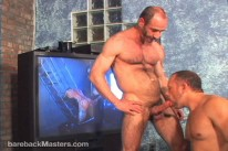 Anthony And Cameron Raw from Bareback Masters